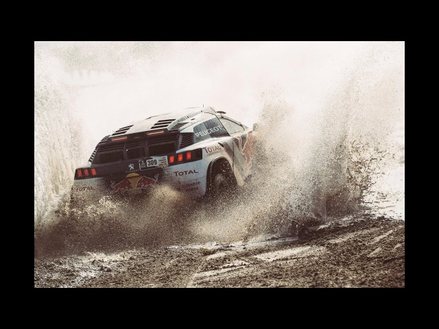 Rally Dakar 2018 Peru Best Fan moments Stage Etapa 8 Uyuni Tupiza. Marathon day 2 Flooded river.