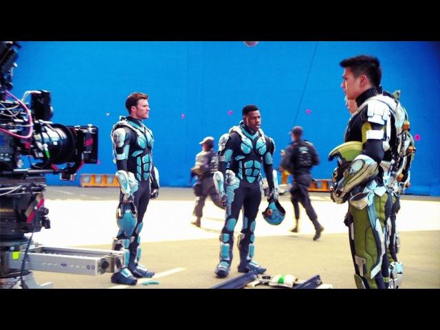 PACIFIC RIM 2 B-roll Bloopers - Behind The Scenes (2018) John Boyega Movie HD