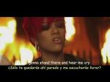 Eminem - Love The Way You Lie ft. Rihanna (Lyrics &amp Sub Espa