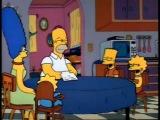 Homer Simpson Mocking Ned Flanders