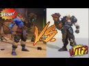 Epic DoomFist fight!3-legendary skins 1-lootbox! FunWatch7