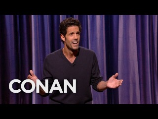 Pete Correale Stand-Up 10/01/14 - CONAN on TBS
