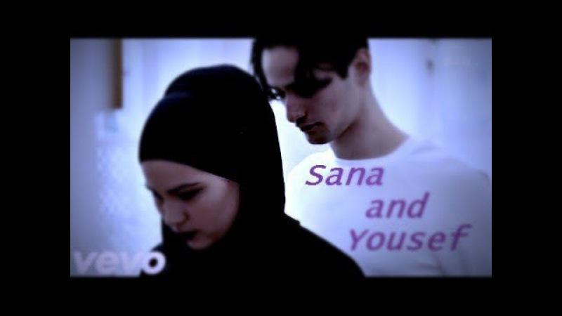 Sana and Yousef .Muzic video Сана и Юсеф .Клип