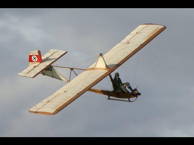 Schneider Schulgleiter SG 38 Glider