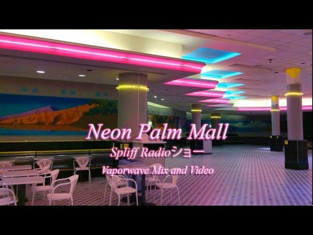 NEON PALM MALL (Vaporwave Mix Video)