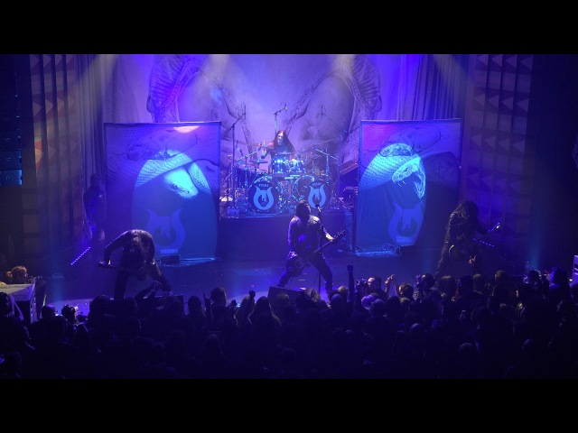 SepticFlesh - Live at The Regent Theater, Los Angeles, 22.02.2018