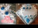 Cách Làm Bánh Kem Đơn Giản Đẹp ( 222 ) Cake Icing Tutorials Buttercream ( 222 )