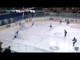 Моменты из матчей КХЛ сезона 1617  Удаление. Евгений Кулик (Югра) отправился в штрафной бокс за подножку 01.02
