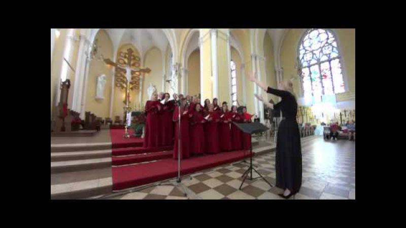 Sanctus из Missa brevis (Georgs Pelēcis)