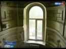 Кованая лестница, лепнина и роспись на стенах погибающая красота старинного дома в Ростове
