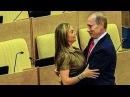 Ты не поверишь! То, что ВЫТВОРЯЛА Кабаева с Путиным на юбилее у Кобзона шокировал