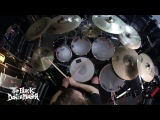 Alan Cassidy - The Black Dahlia Murder - Threat Level No. 3 Play through pro shot