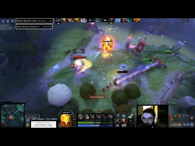 CM OP hero | DotA 2 Gameplay | DotA 2 Highlights