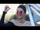 CRUISING WITH KENDALL Kendall Jenner takes Derek Blasberg for a spin