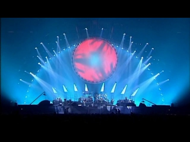 Pink Floyd - BreatheOn the Run (P.U.L.S.E.) HD