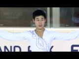 Brian LEE NZL Men Short Program EGNA-NEUMARKT 2017