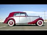 Rolls Royce 2530 HP Wingham 4 door Cabriolet by Martin Walter '1937
