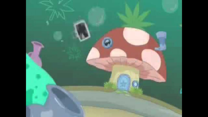 SpongeBong HempPants All episodes