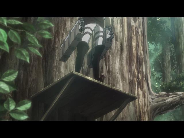 [StarFlame Studio] Вторжение титанов 04 серия \ Shingeki no Kyojin 04