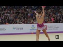 Дина Аверина мяч финал - Гран-При Москва 2017