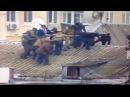 Задержание Саакашвили на крыше дома - Кубики
