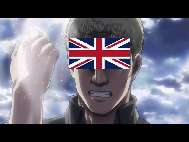 Attack on Titan is World War 2