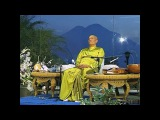 Sri Chinmoy in concert at Lake Atitlan