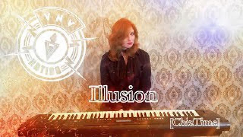 VNV Nation - Illusion (piano cover) [ChizTime]