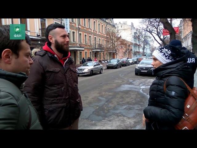 В Киеве начались погромы под лозунгами «Смерть России!» и «Убей жидов!»
