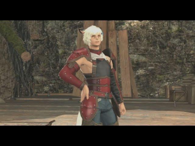 Final Fantasy XIV - Forbidden Land of Eureka Gameplay (PS4, PC)