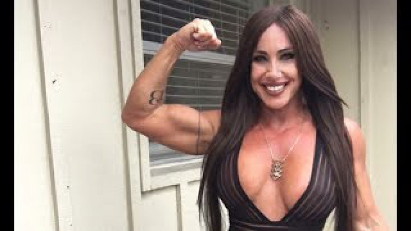 Muscle women FBB 2017 Compilation Female Bodybuilding 2017 Girl Muscles