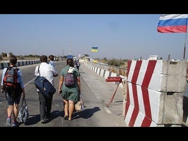 Новости Крыма. До местных постепенно доходит, что их выживают, прогресс очевиден