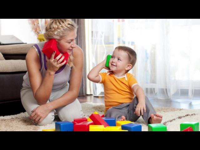 Почему ребенок с одним человеком ангел а с другим разносит все и делает перевор