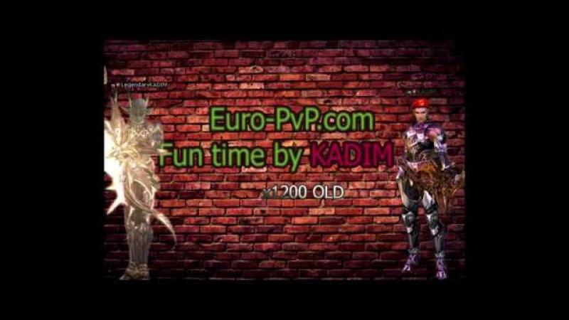 Euro-PvP.COM x1200 [OLD] Fhantom Ranger Game by KADIM