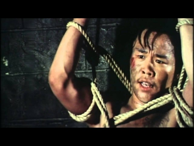 Tickle torture interrogation from a chinese movie