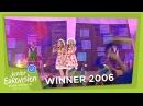 JUNIOR EUROVISION 2006: THE TOLMACHEVY TWINS - VESENNIY JAZZ - RUSSIA 🇷🇺 - WINNER