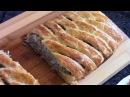 Изумительный пирог с колбасным фаршем из слоеного теста Как приготовить слоеное быстрое тесто