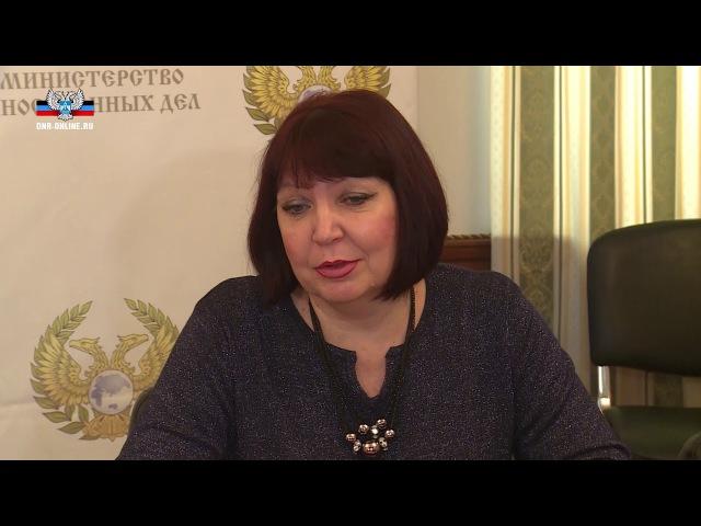 В Донецке наградили победителей международного конкурса «Война и мир глазами детей