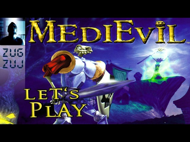 Lets Play MediEvil (German) Vol.1