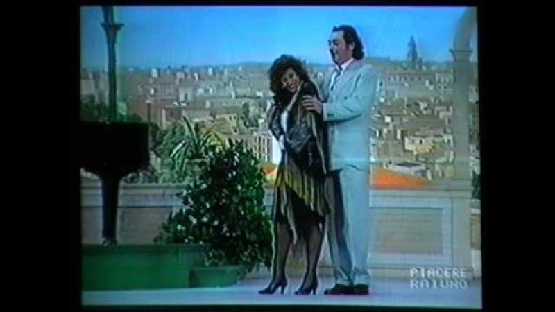 SILVANO CARROLI Canzone del Toreador (Carmen) dalla trasmissione PIACERE RAIUNO