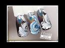 ❤ Втирка ПРИЗМА на ногтях ❤ КРАСИВЫЙ и ПРОСТОЙ дизайн ногтей ❤ Дизайн ногтей гель лаком ❤