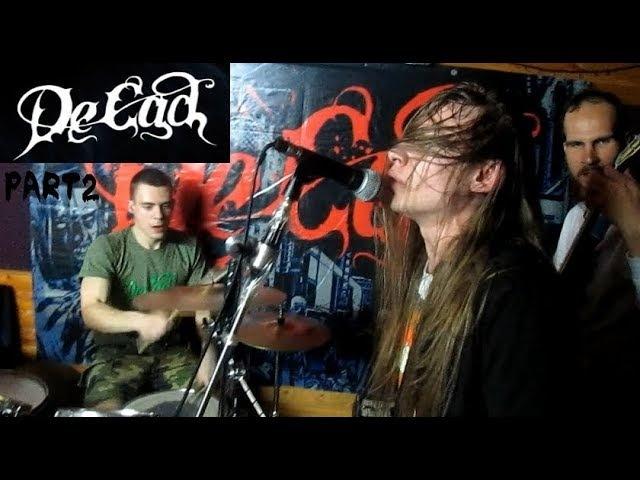 De Sad - Live In Garage, Samara, Russia 23.02.2018 [PART2/2]]
