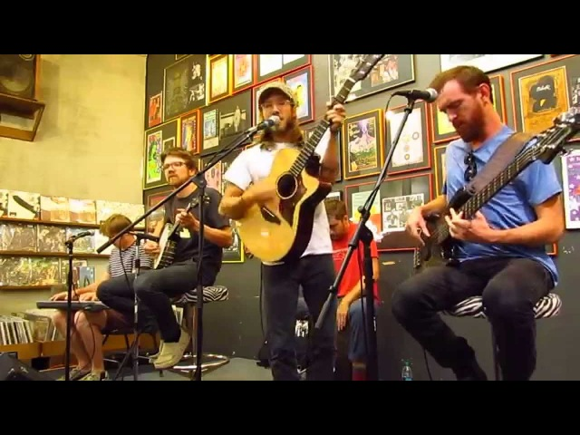 Moon Taxi - Live at Twist and Shout - New Black