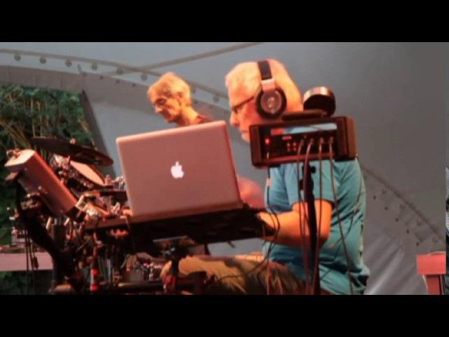 ASHRA ~ CORRELATIONS IN CONCERT 2013 LIVE