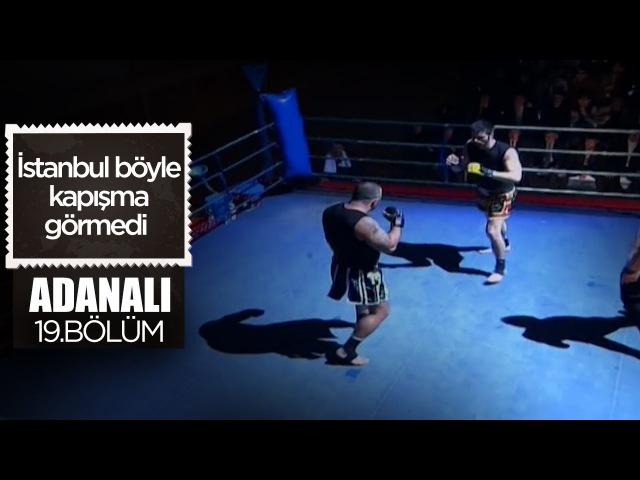 Maraz Ali, Yılan Yılmaz'ın Adamıyla Boks Maçında - Adanalı 19.Bölüm