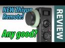 Review of Zhiyun Motion Sensor Remote Control with Follow Focus - ZW-B03