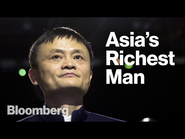 Jack Ma From KFC Reject to Asia's Richest Man