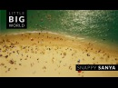 Snappy Sanya - The Chinese Hawaii (Time Lapse - Aerial - Tilt Shift - 4k)