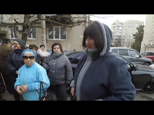 Отряды Путина у суда над Фатимой Динаевой (перезалив)
