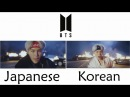 BTS - MIC Drop Japanese vs Korean | Comparison Split Audio